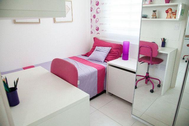Apartamento na Maraponga com 2 Quartos e lazer completo - Entrada Facilitada - Foto 4