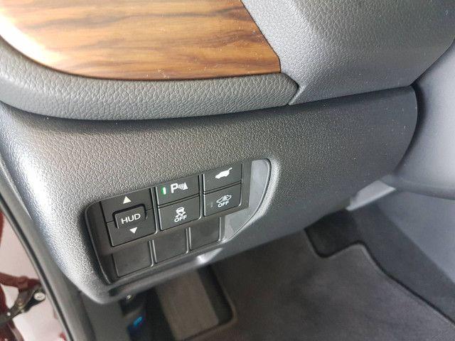CRV 2019/2019 1.5 16V VTC TURBO GASOLINA TOURING AWD CVT - Foto 8