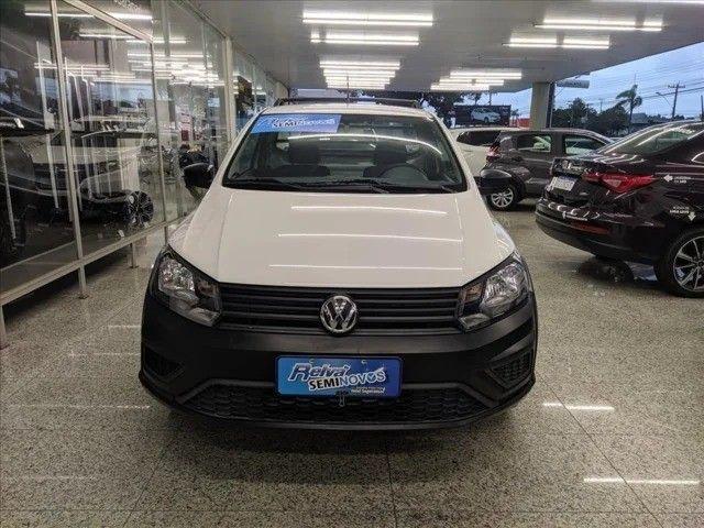 Volkswagen Saveiro Robust 1.6 msi (Flex) 2019 - Foto 9