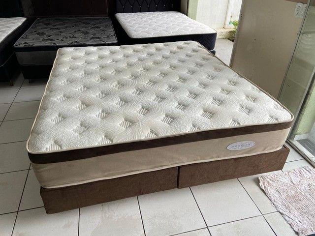 Linda cama SUPER CONFORTÁVEL - entregamos hoje  - Foto 2