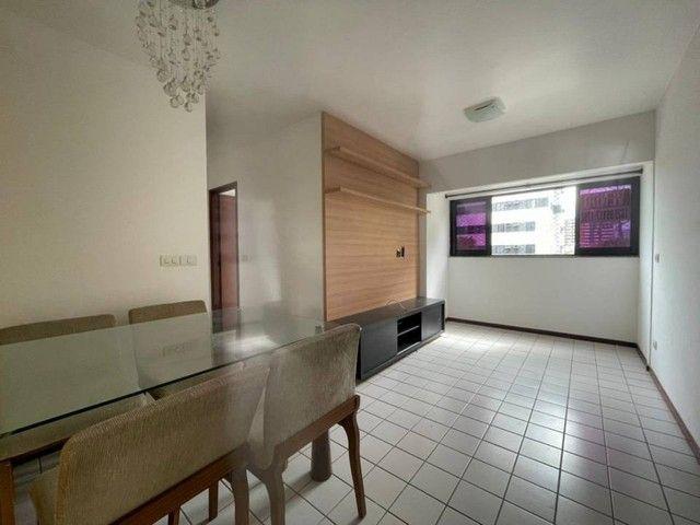 Apartamento para venda possui 65 metros quadrados com 2 quartos em Ponta Verde - Maceió -  - Foto 3