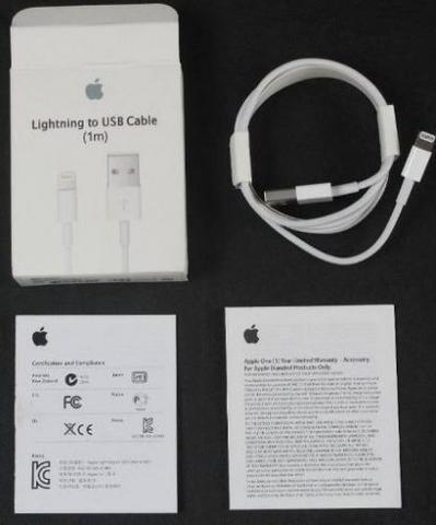 Cabo USB iphone 5/6/7