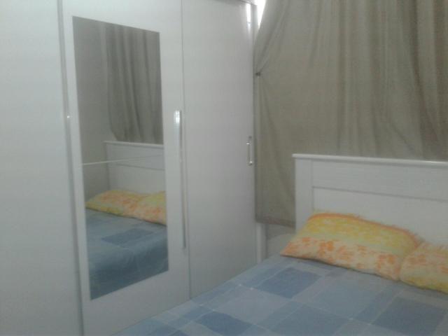 IVendo ou troco apartamento no Eduardo Gomes por casa