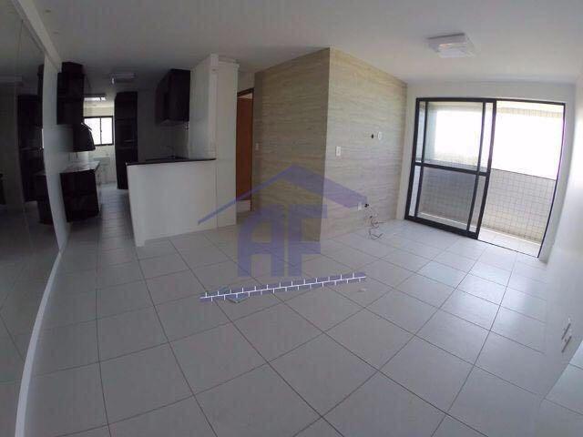 Apartamento novo com móveis fixos - Edifício Paradise Beach - Guaxuma