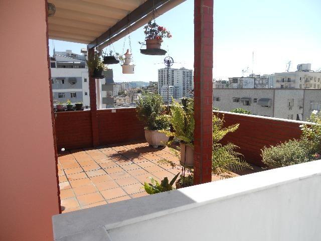 Cobertura muito ampla Méier Cachambi 3qts vaga varanda dps terração