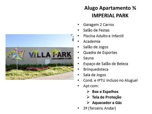 Apartamento Villa Park - Imperial Perk