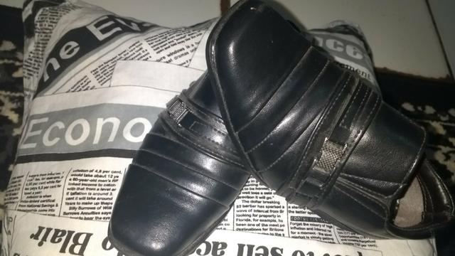 Sapato social infantil 28
