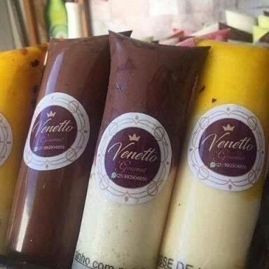 Receitas de geladinho gourmet