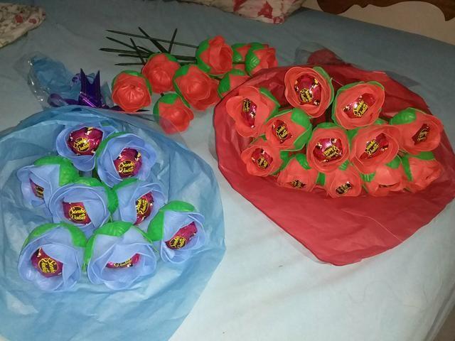 Rosas de eva pra eventos