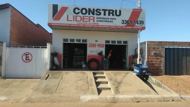 Vende se Loja de Material Para Construção