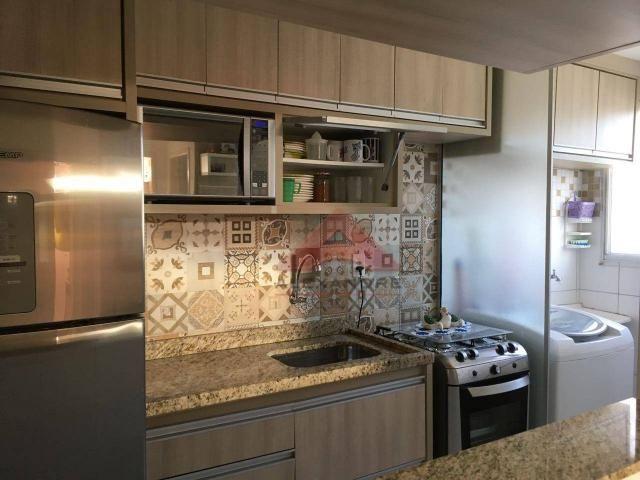 Apartamento à venda, 48 m² por r$ 185.000,00 - parque residencial flamboyant - são josé do