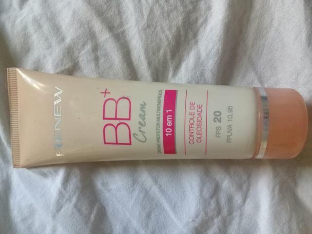BB cream Renew, cor escura