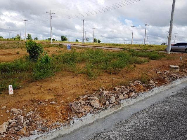 Terrenos comerc/residenc 160m2 a partir de R 15.000,00 a vista ou entrada mais 5x