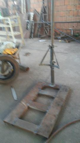 Vendo descoladeira de pneus novo para borracharias