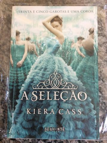 Livro - a seleçao - kiera cass