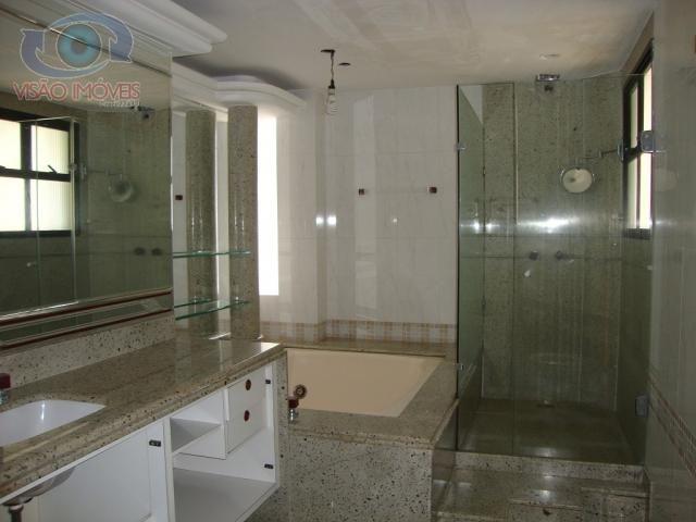Apartamento à venda com 4 dormitórios em Jardim camburi, Vitória cod:998 - Foto 4
