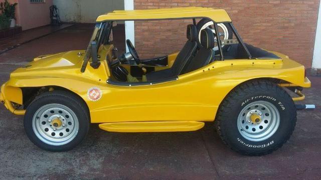 Buggy Fayber 1.600 ( Bug ) - 1986