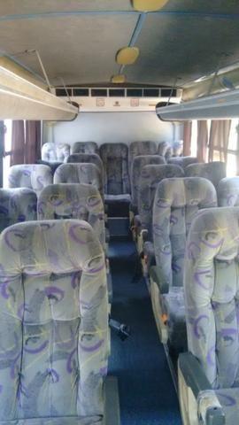 Micro-ônibus Agrale tanderboy 8-150 motor retificado - Foto 3