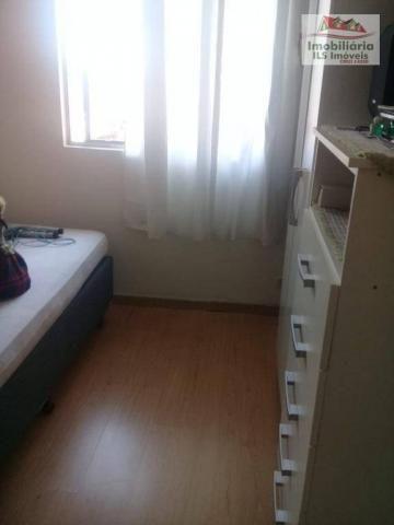 Apartamento com 2 dormitórios à venda por r$ 139.000 - sítio cercado - curitiba/pr - Foto 7