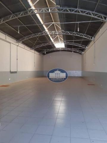 Barracão para alugar, 300 m² por r$ 3.500/ano - jardim do prado - araçatuba/sp