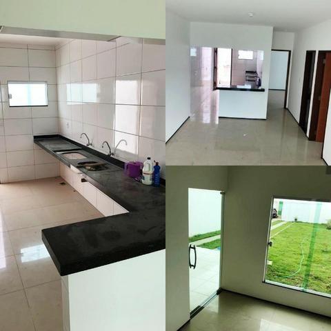 Ultimas unidades de casas c/ fino acabamento- entrada parcelada e financiamento facilitado