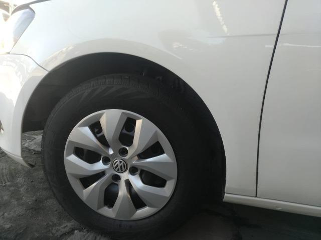 Vw- Volkswagen - Gol City 1.0 Flex Carro Extra - Financio 81- * - Foto 6