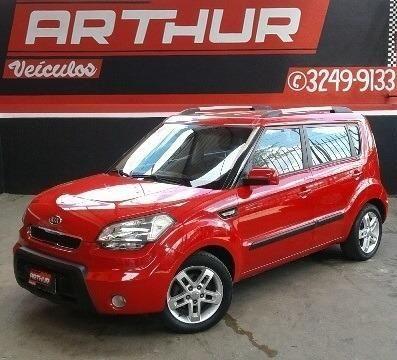 Kia Soul EX 1.6 AT 2012 R$ 35.500,00 Arthur Veiculos