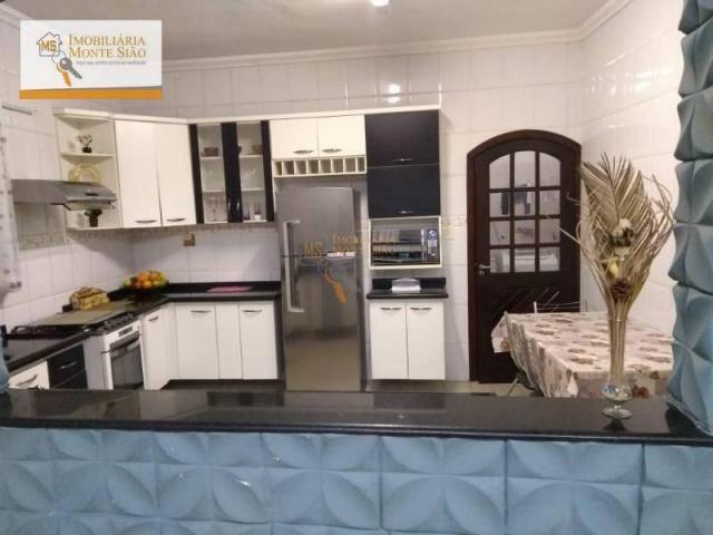 Sobrado Residencial à venda, Vila São João Batista, Guarulhos - . - Foto 14
