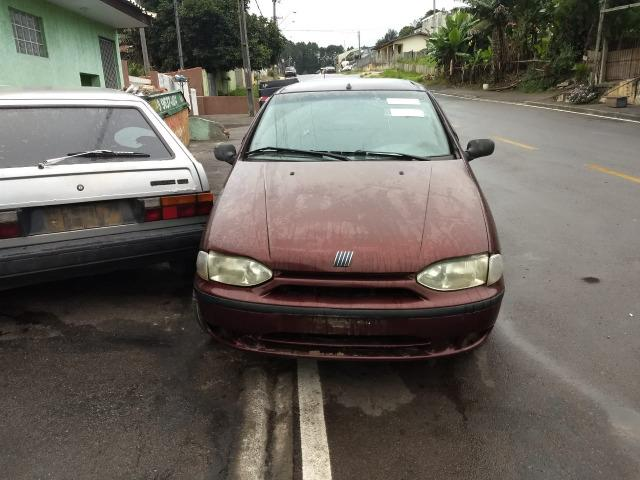 Fiat Siena 1.0 6 marchas 2000 Sucata Em Peças