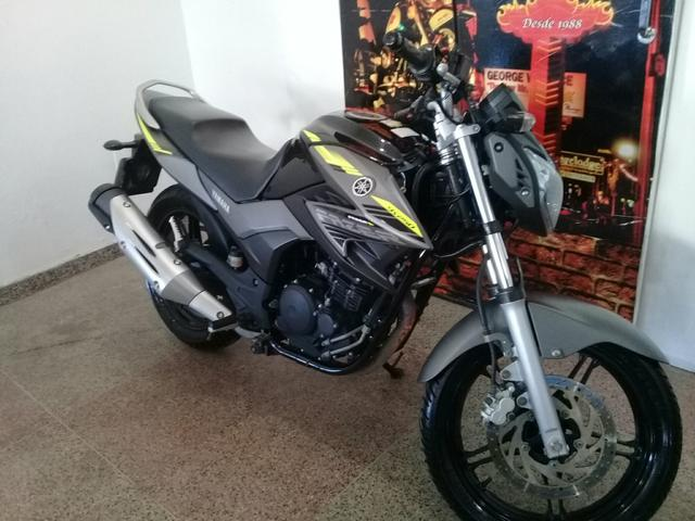 Yamaha ys250 fazer 2016 12.800 - Foto 3