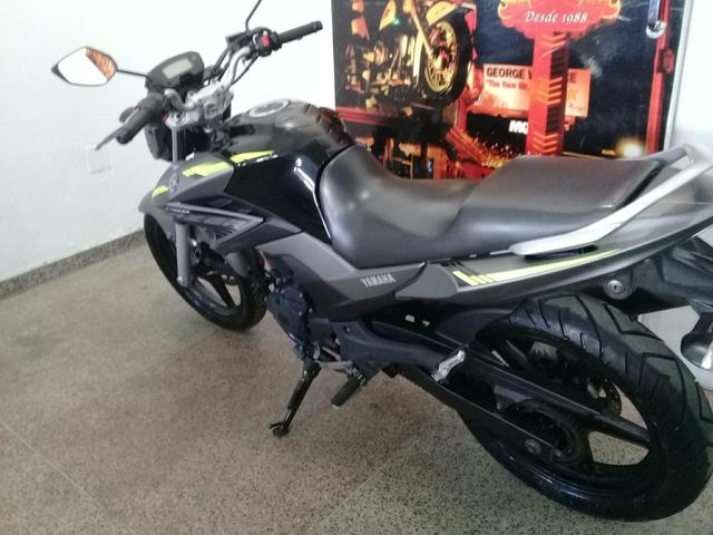 Yamaha ys250 fazer 2016 12.800 - Foto 4
