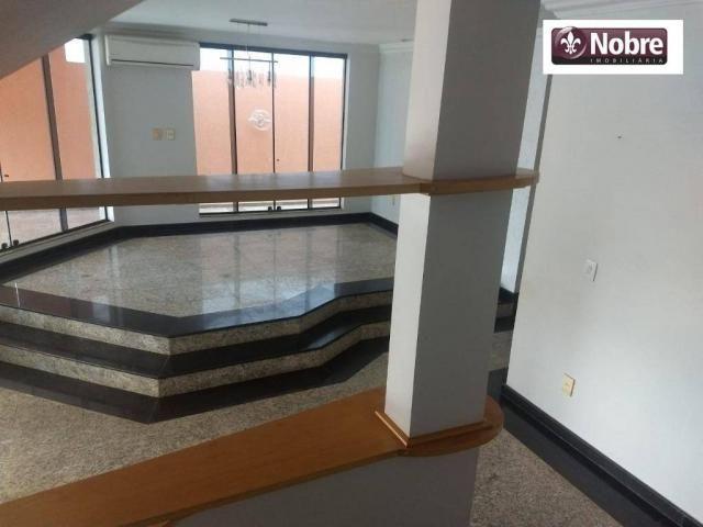 Sobrado com 4 dormitórios para alugar, 289 m² por r$ 3.520/mês - plano diretor sul - palma - Foto 19