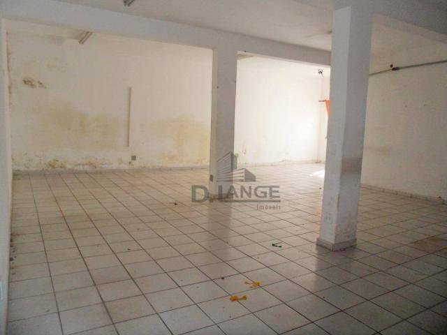 Barracão para alugar, 265 m² por r$ 4.200,00/mês - loteamento parque são martinho - campin - Foto 17