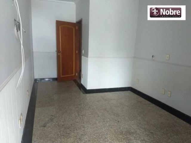 Sobrado com 4 dormitórios para alugar, 289 m² por r$ 3.520/mês - plano diretor sul - palma - Foto 6