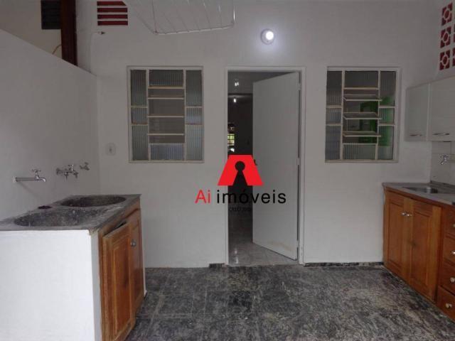 Sobrado com 2 dormitórios para alugar, 72 m² por r$ 1.150/mês - isaura parente - rio branc - Foto 7