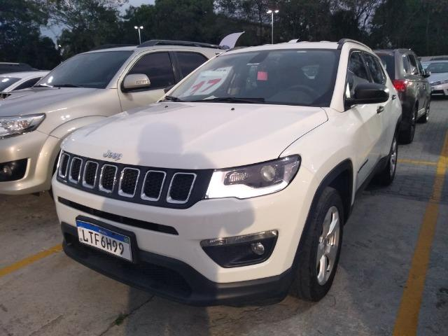 Jeep Compass Sport = Financiamento na hora - Foto 2
