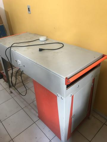 Maquina de fabricar sacola - Foto 4