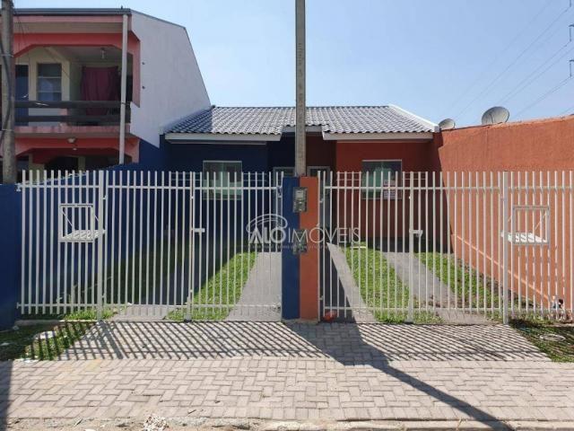 Casa com 2 dormitórios à venda, 41 m² por r$ 160.000 - campo de santana - curitiba/pr - Foto 9