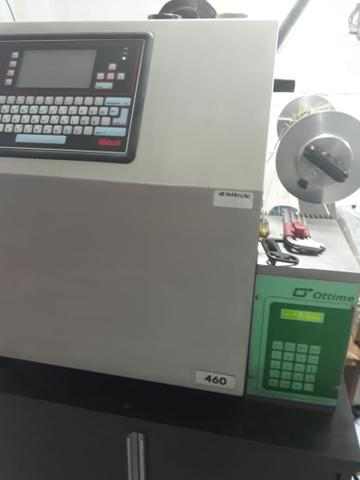 Impressora datadora Willet 460