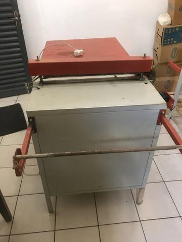 Maquina de fabricar sacola - Foto 3