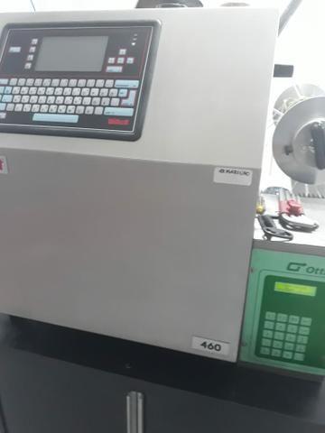 Impressora datadora Willet 460 - Foto 2
