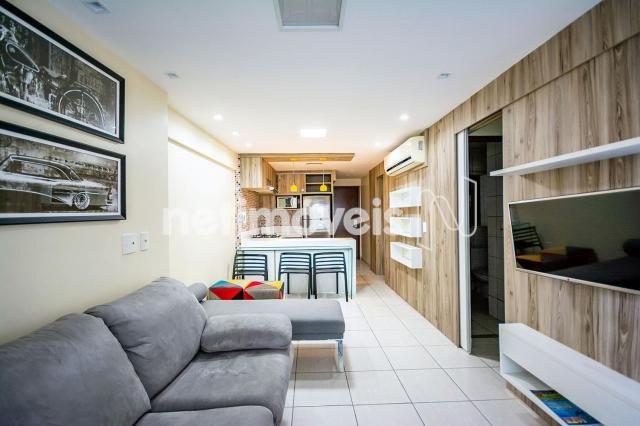 Apartamento para alugar com 2 dormitórios em Meireles, Fortaleza cod:771547 - Foto 2