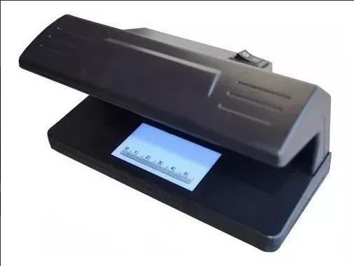 (NOVO) Identificador De Dinheiro Cheques E Documentos Falsos Luz Uv - Foto 3