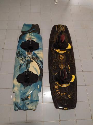 Prancha de wake board
