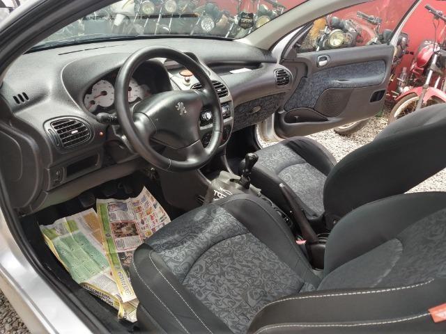 Peugeot 206 Quicksilver 1.0 completo novissimo original barato - Foto 7