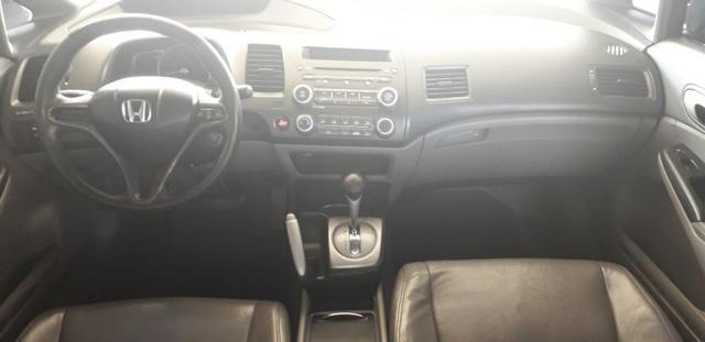 Civic 1.8 16V 4P Flex Lxs Automático - Foto 10