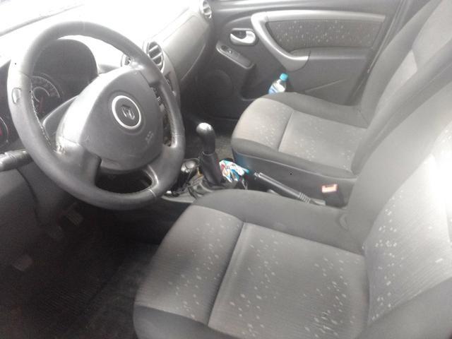 Renault Logan 1.6 8v completo 2011 - Foto 12