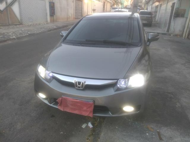 Vendo Honda Civic LxL manual:OBS.BAIXEI o preço R$29.500 prá vender logo - Foto 7