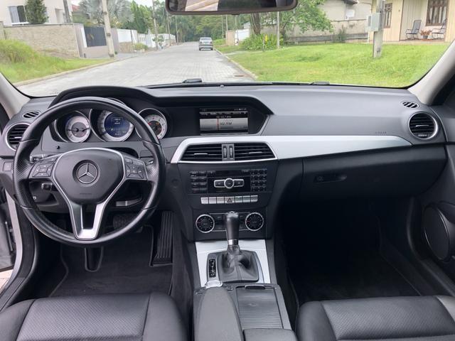Mercedes C200 2014 - Foto 12