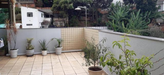 Cobertura com 3 dormitórios à venda, 150 m² por R$ 435.000,00 - Caiçara - Belo Horizonte/M - Foto 18